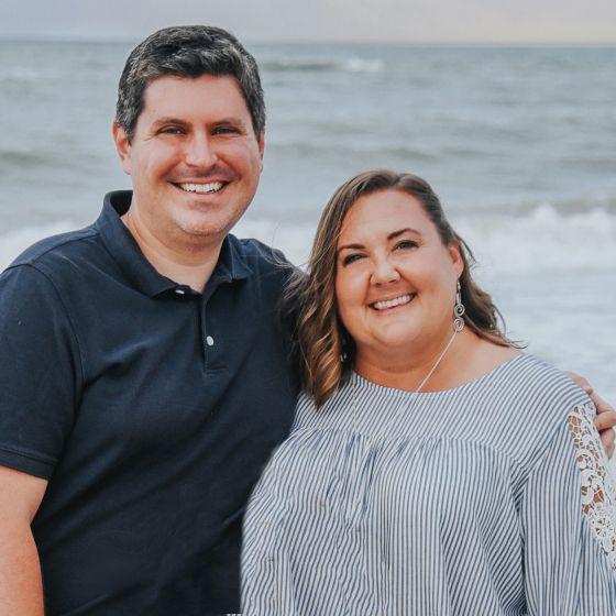 Adoptive Family - Reid & Shawna