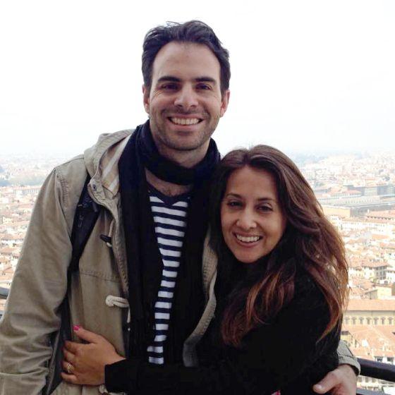 Adoptive Family - Jonathan & Erika
