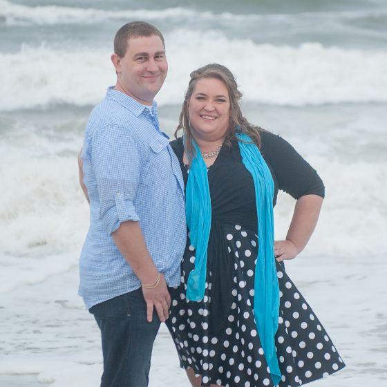Adoptive Family - Travis & Sarah