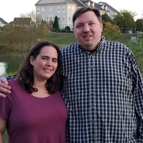Adoptive Family - Fred & Tara