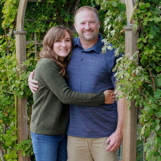 Adoptive Family - Kevin & Missy
