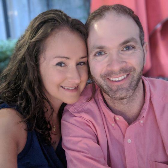 Adoptive Family - Doug & Katie