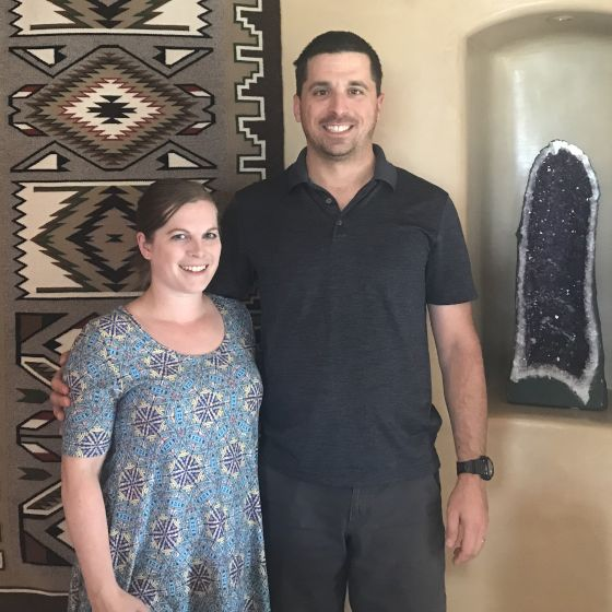 Adoptive Family - Ben & Erin