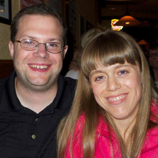 Adoptive Family - Josh & Ashley