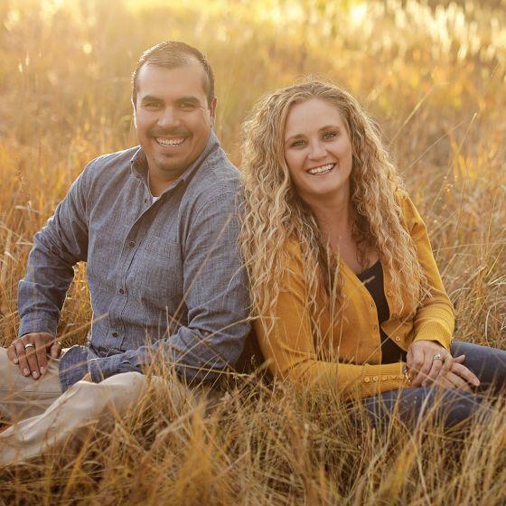 Adoptive Family - Sam & Kim