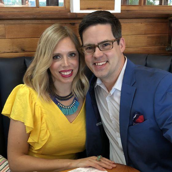 Adoptive Family - Matt  & Kristy
