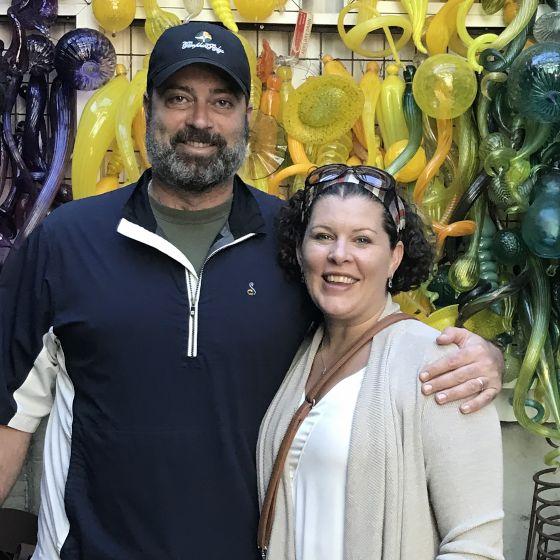 Adoptive Family - Ryan & Mary Ellen