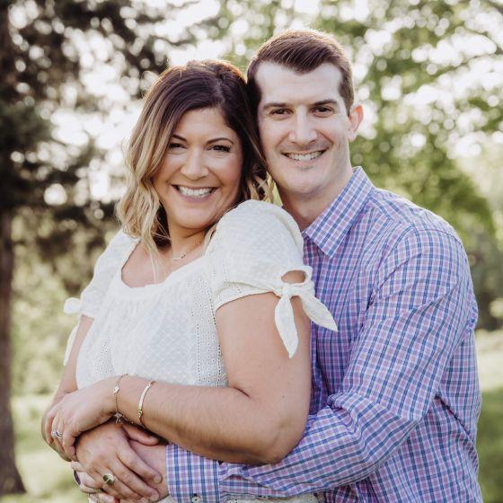 Adoptive Family - Nick & Emily