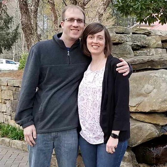 Adoptive Family - Mike & Jen