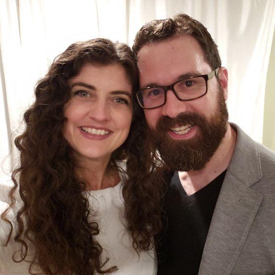 Adoptive Family - Jeff & Becca