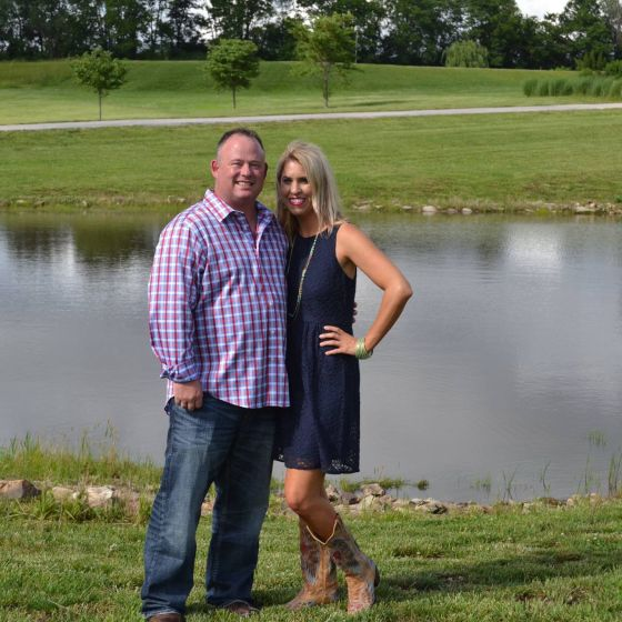 Adoptive Family - Eddie & Heather