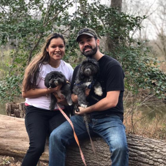 Adoptive Family - Marc  & Cathy