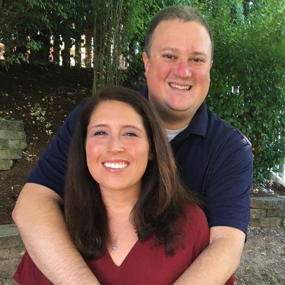 Adoptive Family - Adam & Elizabeth