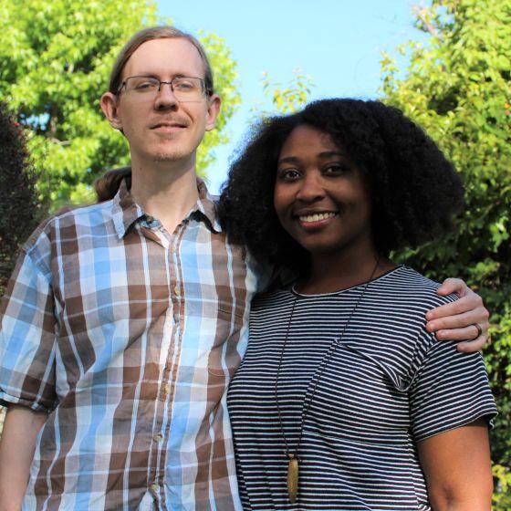 Adoptive Family - Nic & Chrisha