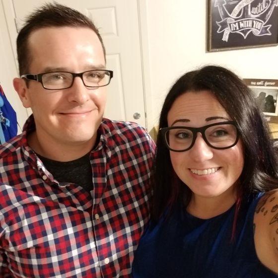 Adoptive Family - Dave & Stephanie