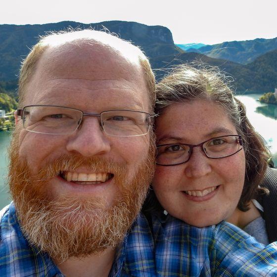 Adoptive Family - Brett  & Marissa