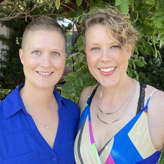 Adoptive Family - Lori & Krista