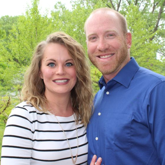 Adoptive Family - Tyler & Kelsie