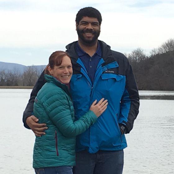 Adoptive Family - John & Cynthia