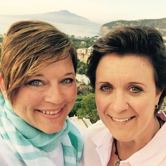 Adoptive Family - Letha & Lisa