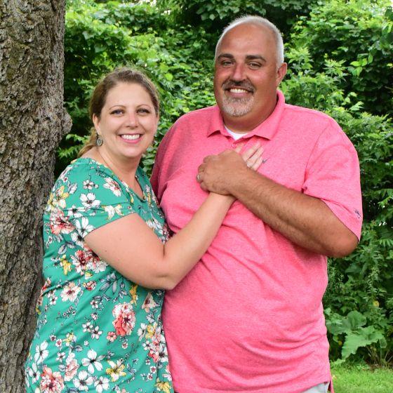 Adoptive Family - Ryan & Kristin