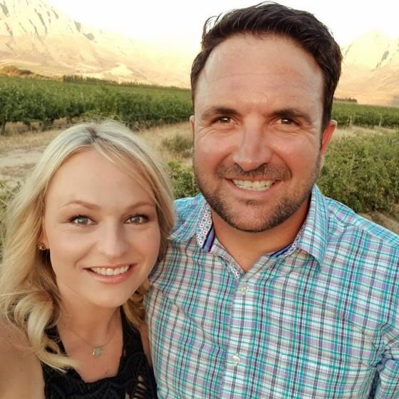 Adoptive Family - Erik & Michelle