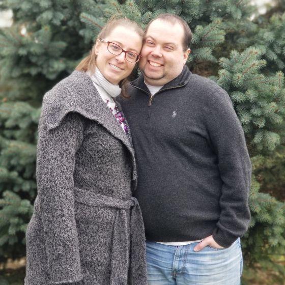 Adoptive Family - Jeremy & Britt