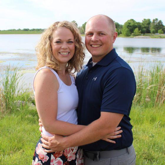 Adoptive Family - Justin & Amanda