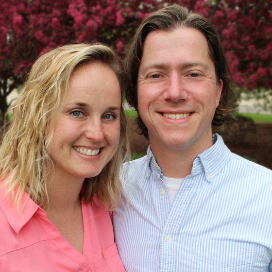 Adoptive Family - Eric & Sarah