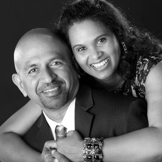 Adoptive Family - Gopi & Saritha