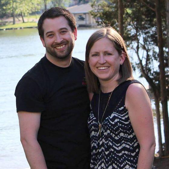 Adoptive Family - Michael  & Alexandra