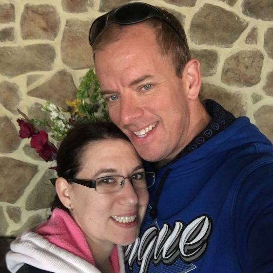 Adoptive Family - Chris & Nicole