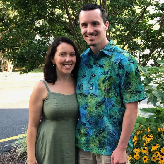 Adoptive Family - Ryan & Natalya