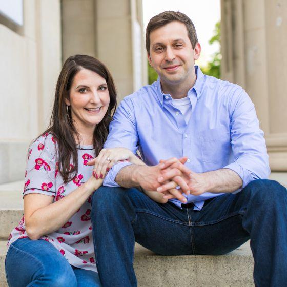 Adoptive Family - Frank & Sheila
