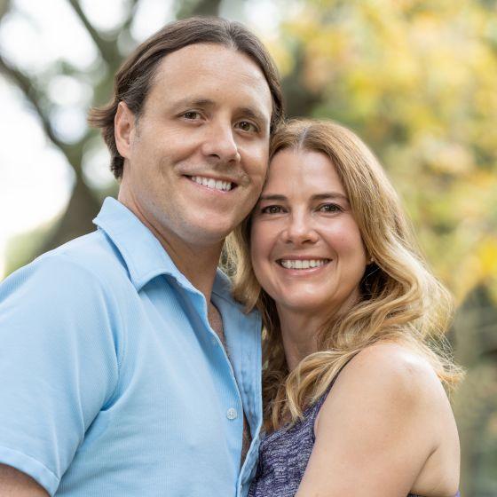 Adoptive Family - Peter & Erin