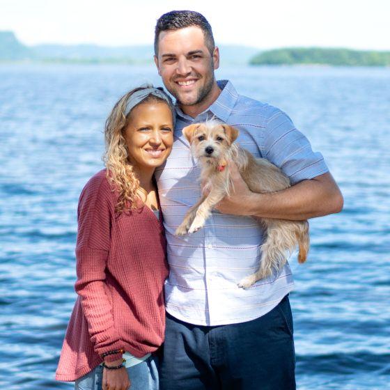 Adoptive Family - Bobbie & Jordy