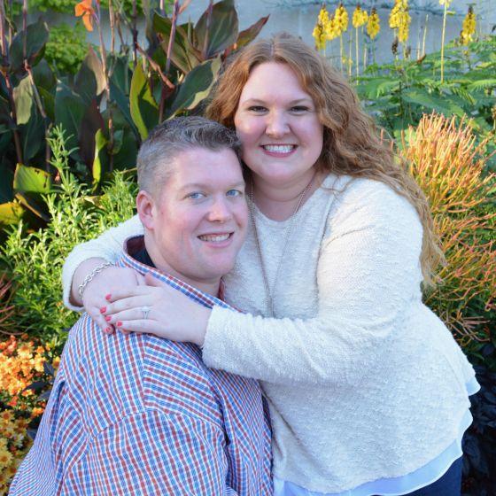 Adoptive Family - Brandon & Jaclyn