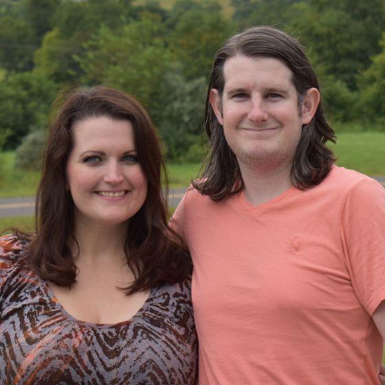 Adoptive Family - Jim & Jill