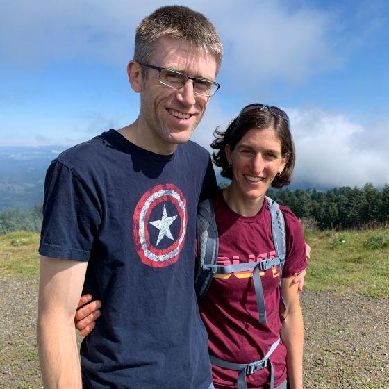 Adoptive Family - Matt & Wendy
