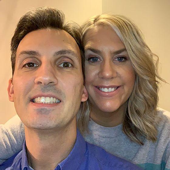 Adoptive Family - Erik & Laurie
