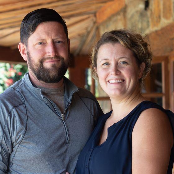 Adoptive Family - Mike & Dana