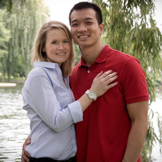 Adoptive Family - Kiet & Meghan