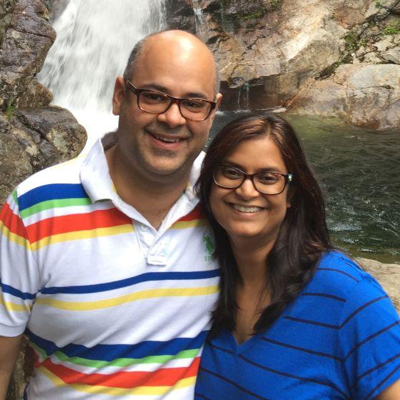 Adoptive Family - Bhaskar & Smriti