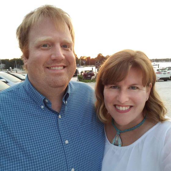 Adoptive Family - Travis & Carissa