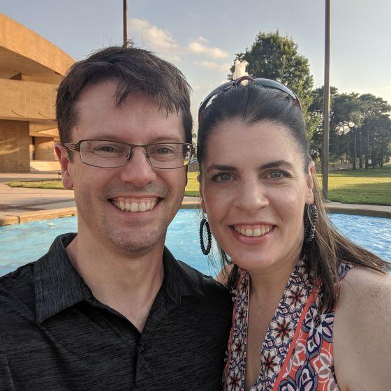 Adoptive Family - Tim & Dani