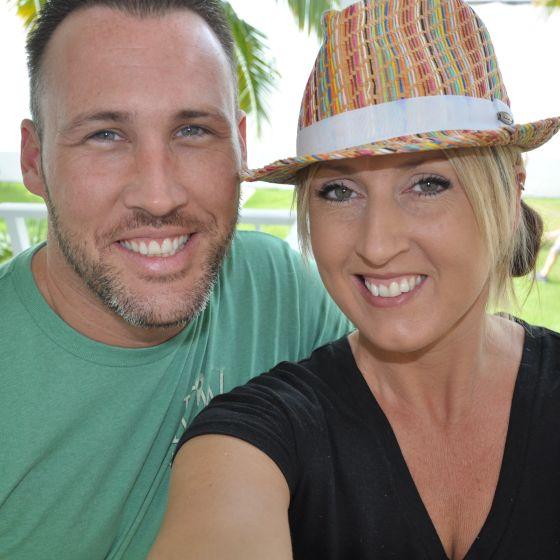 Adoptive Family - Jeremy & Nicola