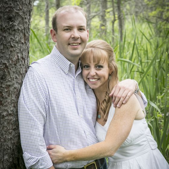 Adoptive Family - Tim & Anne