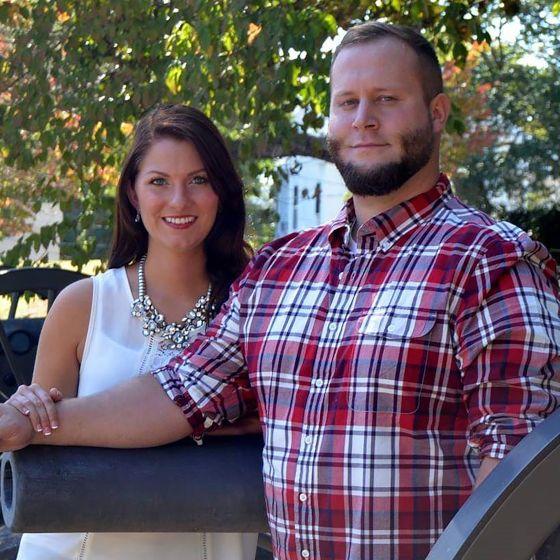 Adoptive Family - Grant & Rachel