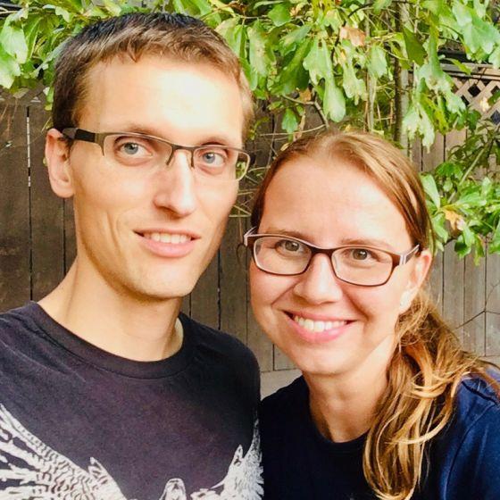 Adoptive Family - Jeff & Jenny