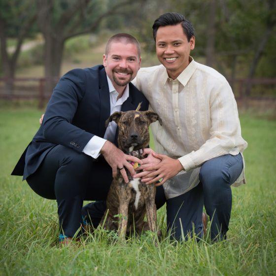 Adoptive Family - Kris & Greg